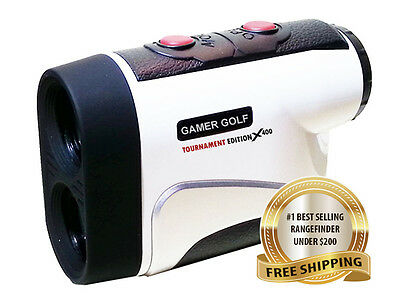 New 2017 Golf Laser Range Finder With Pinseeking Technology 450 Yards