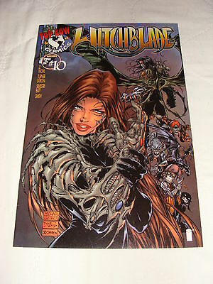 Witchblade #10 (Nov 1996, Image) 1st Appearance of the Darkness NM-
