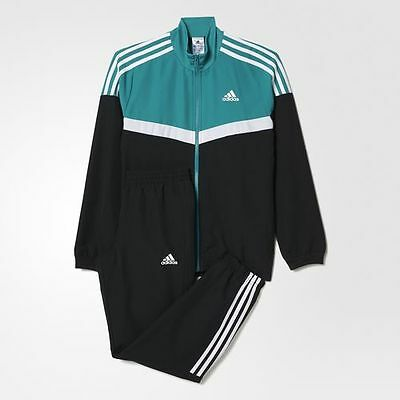 Adidas Youth Boys Ts Woven Tracksuit Action Ak2236 ...
