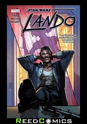 STAR WARS LANDO GRAPHIC NOVEL New Paperback Collects Complete Lando Series #1-5