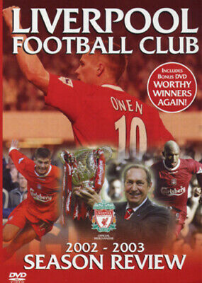 Liverpool FC: End of Season Review 2002/2003 DVD (2003) Liverpool FC
