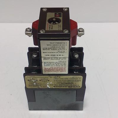 Cutler Hammer 120V Coil Latched Relay D26Mr402 Ser A2 Type M