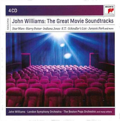 John Williams: The Great Movie Soundtracks New Cd