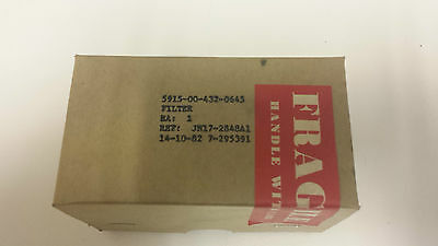 5915-00-432-0645 Sprague Radio Frequency Interference Filter  JN17-2848A1