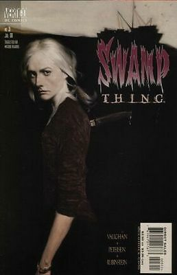 Swamp Thing Vol. 3 (2000-2001) #3