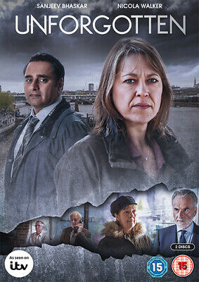Unforgotten DVD (2015) Nicola Walker cert 15 2 discs FREE Shipping, Save £s