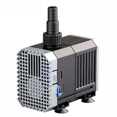 160-4200 GPH Adjustable Aquarium Submersible Pond Pump