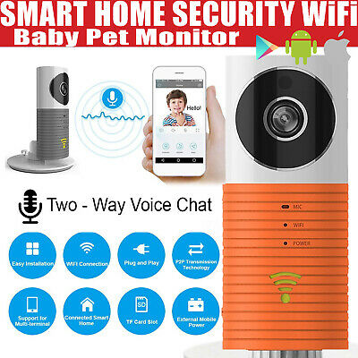 Clever Dog Smart Wireless Network IP Security Camera Monitor for smartphones