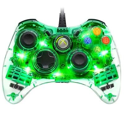 PDP Afterglow Wired Controller with SmartTrack Technology for Xbox 360 Console