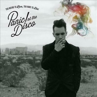 Panic! At The Disco - Too Weird To Live, Too Rare To Die! New Cd