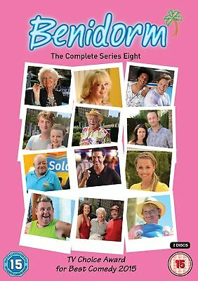 Benidorm: The Complete Series 8 [DVD]