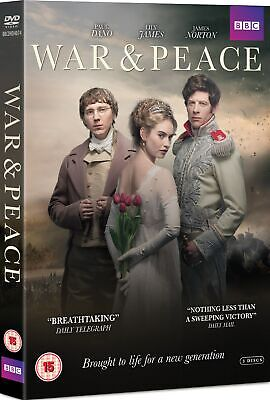 War and Peace [DVD]