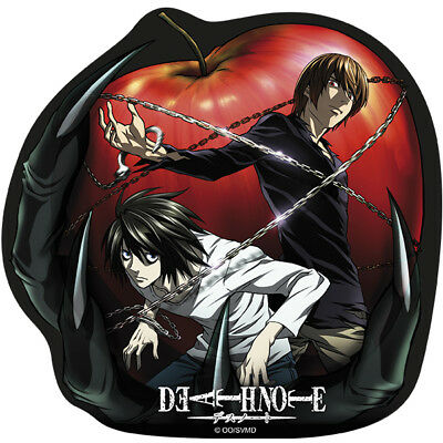 Death Note L & Light Mauspad