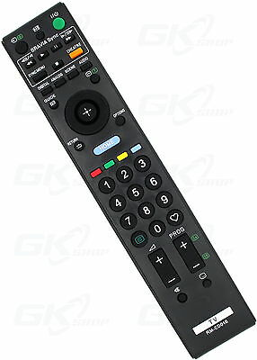 For Sony RM-ED016  Replacement Remote Control for Sony BRAVIA  TV