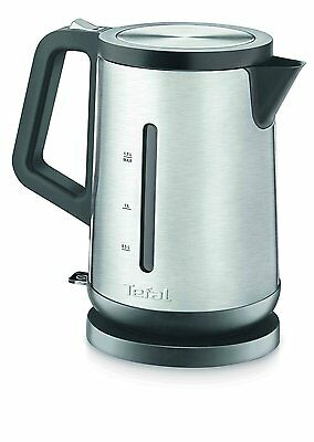 Tefal Prelude Stainless Steel Kettle Jug Fast Boil Electric Cordless,1.7L