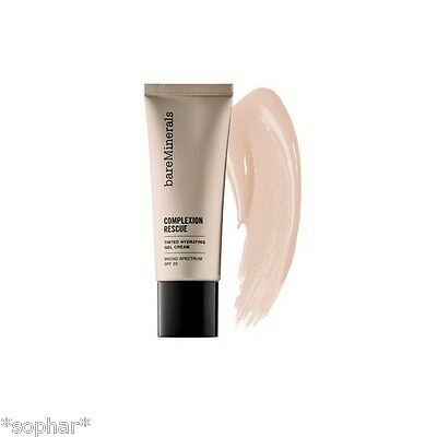 bare Minerals Complexion Rescue Tinted Hydrating Gel Cream SPF30 Buttercream 03