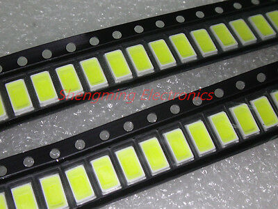 100PCS SMD 5630 / 5730 Big-chip 0.5W High-Power Cool White LED Light