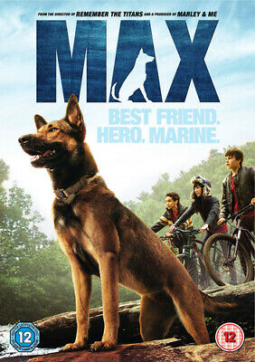 Max DVD (2015) Thomas Haden Church, Yakin (DIR) cert 12 FREE Shipping, Save £s