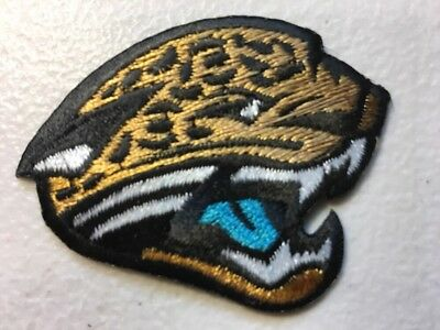 """Jacksonville Jaguars 2.25"""" NFL High Quality Patch Right Facing"""