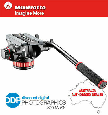 Manfrotto MVH502AH Professional Video Fluid Head