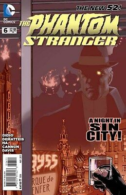 Phantom Stranger Vol. 3 (2012-2014) #6