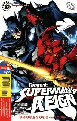 Tangent - Superman's Reign (2008-2009) #9 of 12
