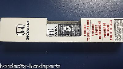 New Genuine Honda Touch Up Paint Pen Nh658Pah Carbon Gray Pearl