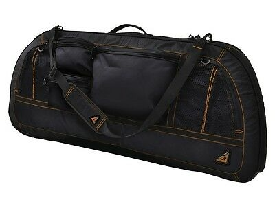New GamePlan Gear Sniper Compound Archery Soft Bow Case Black BWCS-BLK