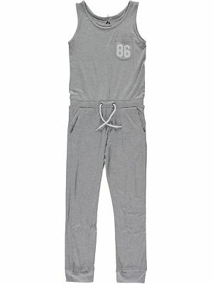 PLAYTECH by NAME IT toller Jumpsuit Overall Perla in grau Größe 116 bis 158/164