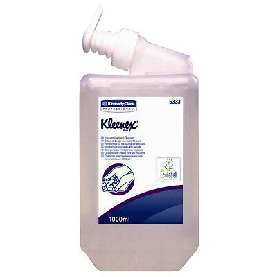 Kleenex Frequent Use Hand Soap Cleanser 6 x 1 Litre (6333)
