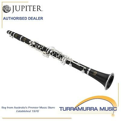 Jupiter JCL700N Student Clarinet with case