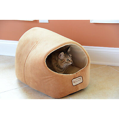 Beds For Cats Cat Kitten Kitty Bed Bedding Small Pet Feline Furniture Gift Ideas