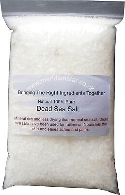 Dead Sea Salt Course Grade 250g 500g 1Kg 2Kg 5Kg 10Kg 25 Kg Nourishes The Skin