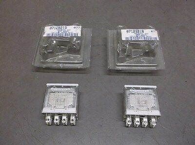 Lot of 2 Magnecraft 784XDXM4L-24A Ice-Cube Power Relay