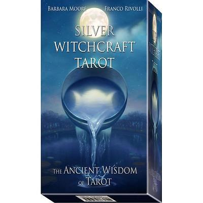 Silver Witchcraft Tarot Kit!