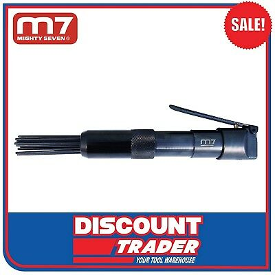 Mighty-Seven M7 Pneumatic Air Needle Scaler - SN1288