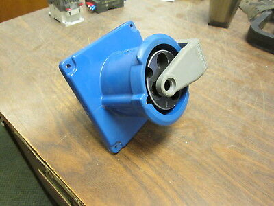 Hubbell Receptacle 3100R6W 100A 250V Used