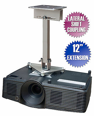 Projector Ceiling Mount for Optoma DS344 DS346 DX342 DX345 DX346 EC300S EH200ST