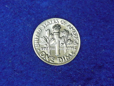 US 1985 D one dime