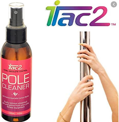 ☆ New X-Clean - Fitness Pole Cleaner with Spray Nozzle + X-Pole Cleaning Cloth ☆