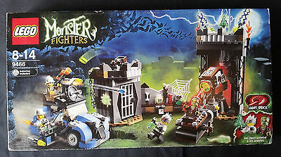 Lego Monster Fighters 9466 - The Crazy Scientist  *Nuevo Sellado / New Sealed*