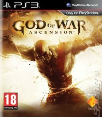 PlayStation 3 God of War: Ascension (PS3) VideoGames