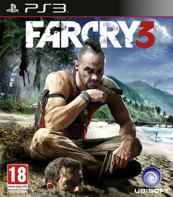 PlayStation 3 Far Cry 3 (PS3) VideoGames