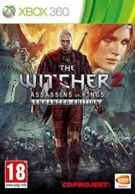 The Witcher 2: Assassins Of Kings: Enhanced Edition (Xbox 360) VideoGames