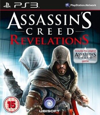 PlayStation 3 Assassins Creed Revelations (PS3) VideoGames