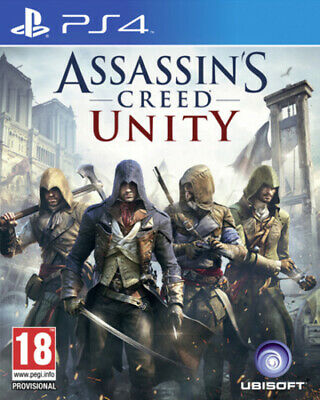 Assassin's Creed: Unity (PS4) VideoGames