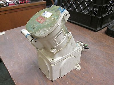 Meltric Receptacle w/ Base DS30A 30A 480V Used