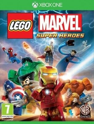 LEGO Marvel Super Heroes (Xbox One) VideoGames