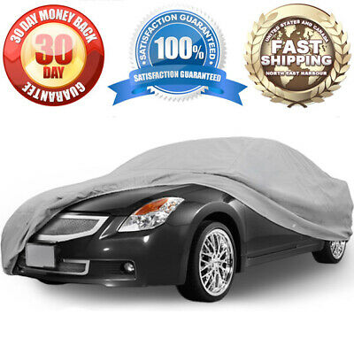 "100% Waterproof Car Storage Cover 150""-170"" Sedan for 1974-1979 MG Midget 1500"