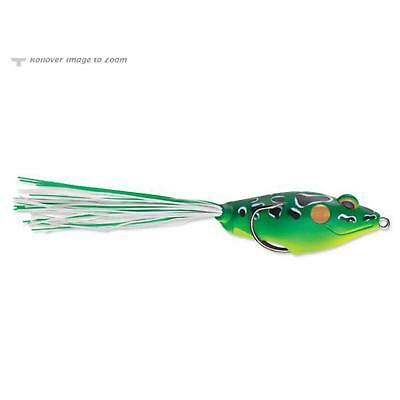 "Terminator 3"" Walking Frog 11/16 Ounce Topwater Lure Green Leopard, TWF3313"